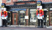 picture of nutcracker  - GEORGETOWN - JPG
