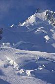 Mont Maudit, Mont Blanc Massif, Chamonix, Alps, France