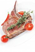 stock photo of spare  - meat food  - JPG