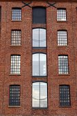 Windows In A Dockside Warehouse 02