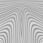 picture of distort  - Design monochrome perspective illusion background - JPG