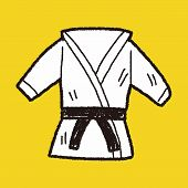 foto of karate kid  - Karate Doodle - JPG