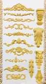 pic of pilaster  - Samples of column decoration - JPG