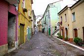 Street In Scapoli