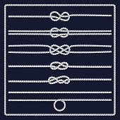 Marine Rope Knot poster