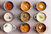 Assorted Soups From Worldwide Cuisines poster