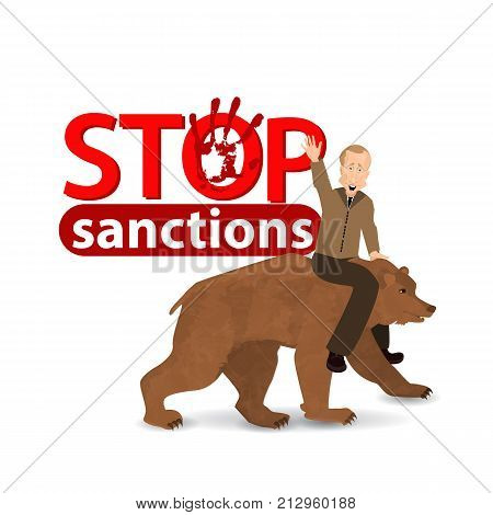 Vladimir Putin Stop The Sanctions