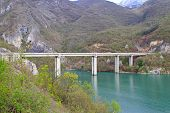 Bridge At Drina River