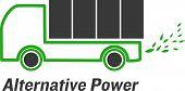 vector alternative power truck