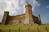 The Fort Of Montalcino