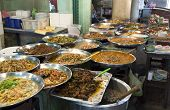 The Asian Food Stall