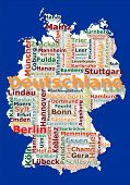 germany and cities