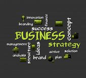 stock photo of marketing strategy  - Business strategy - JPG