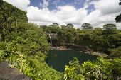 Hawaii Rainbow Falls