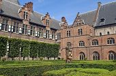 foto of gents  - Het Pand is an old Dominican monastery in Gent - JPG
