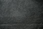 Black Leather Grain