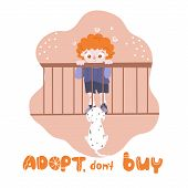 Boy And A Dog poster