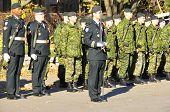 Soldados canadenses