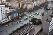 Kunming City Rush Hour