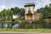 Villa Gaia On The Naviglio Grande