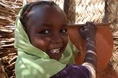 Sudanese Girl