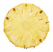 Slice Of Pineapple