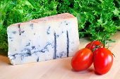 Gorgonzola Cheese And Tomatoes