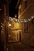 Christmas In Umbria, Italy