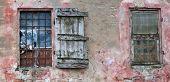 Derelict warehouse, Italian Architecture - Emilia Romagna