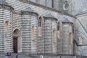 Orvieto Duomo, Umbria, Italy