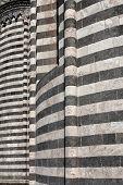 Romanesque-Gothic Orvieto Duomo Umbria