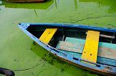 Lake Amatitlan boat