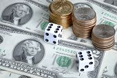 Money investing is a risky business
