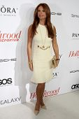 LOS ANGELES - SEP 19:  Roma Downey at the The Hollywood Reporter's Emmy Party at Soho House on Septe
