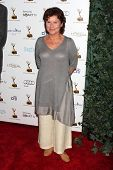 LOS ANGELES - SEP 20:  Imelda Staunton at the Emmys Performers Nominee Reception at  Pacific Design
