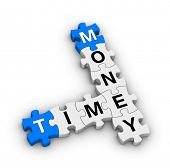 time is money jigsaw puzzle