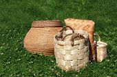 Products Made Of Birch Bark