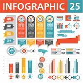 Infographics elementen