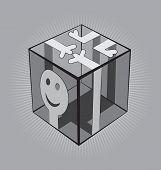 Man Cube