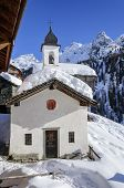 Cuneaz, St. Lorenz Chapel