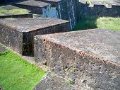 Fort Wall Close Up