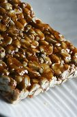 Chikki Is A Traditional Ready-to-eat Indian Sweet Made Usually From Groundnuts And Jaggery