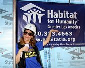 LOS ANGELES - MAR 8:  Lisa LoCicero at the 5th Annual General Hospital Habitat for Humanity Fan Buil