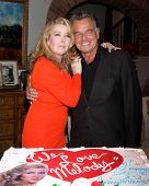 LOS ANGELES - MAR 4:  Melody Thomas Scott, Ray Wise at the Melody Thomas Scott Celebrates 35 Years at the