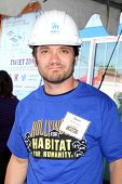 LOS ANGELES - MAR 8:  Dominic Zamprogna at the 5th Annual General Hospital Habitat for Humanity Fan
