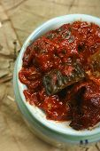 Karela Pickle - An Indian Pickle