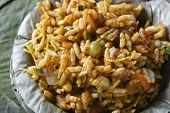 Bhel puri - A street food popular in North India