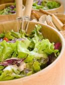 Salad Fresh And Healthy