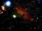 Nebulosa Cabeça de cavalo