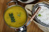 Varan dal or toor dal curry from maharashtra